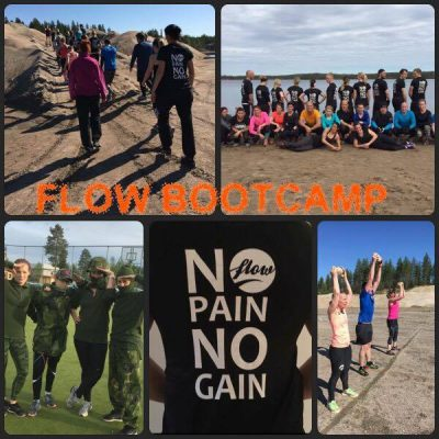 Flow bootcamp